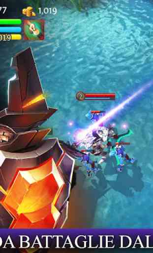 Heroes of Order & Chaos 4