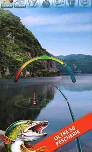 Let's Fish: Giochi di Pesca.  Simulatore di pesca. 2