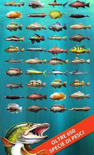 Let's Fish: Giochi di Pesca.  Simulatore di pesca. 3