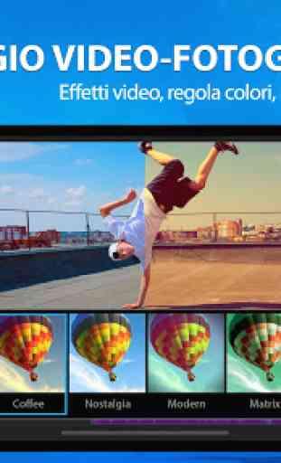 PowerDirector – Editor Video, Montaggio Video 2