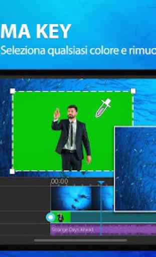 PowerDirector – Editor Video, Montaggio Video 4