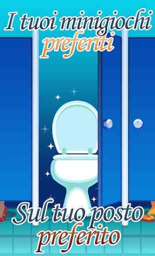 Toilet Time - Gioco del Bagno 1