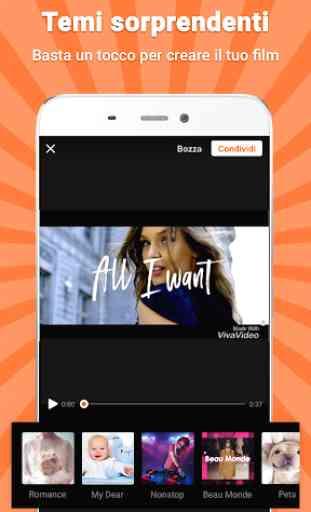 VivaVideo: Editor Video Gratis 1