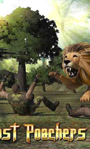 Angry Cecil: A Lion's Revenge 1