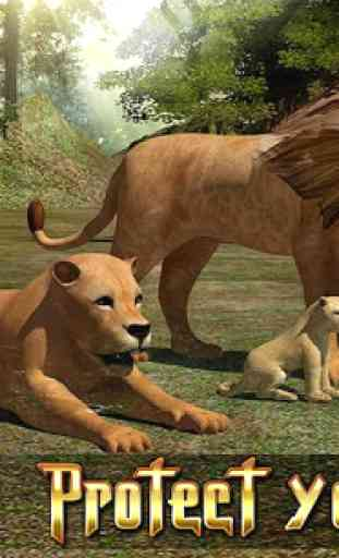 Angry Cecil: A Lion's Revenge 2