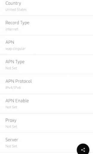 APN Settings 3