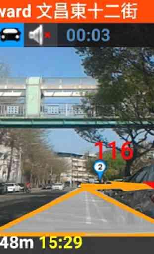 AR GPS DRIVE/WALK NAVIGATION 1