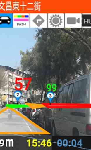 AR GPS DRIVE/WALK NAVIGATION 3