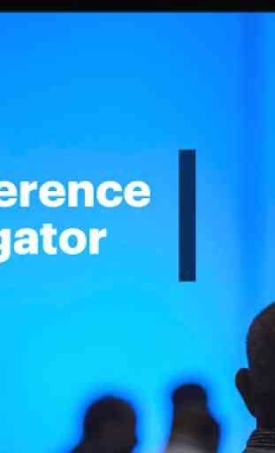 Gartner Conference Navigator 1