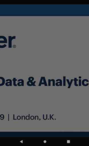 Gartner Conference Navigator 3