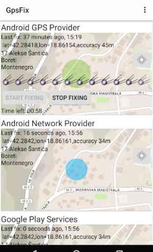 GPS Fix 1