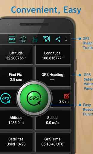 GPS Reset COM - GPS Repair, Navigation & GPS info 2