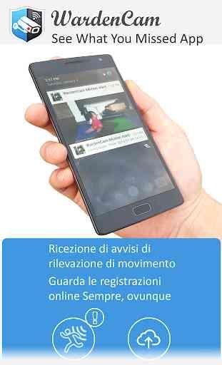 IP-Cam Sicurezza domestica 4