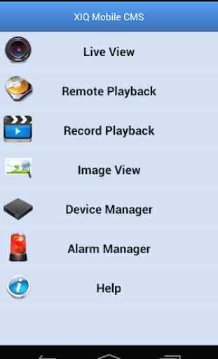 XIQ Mobile CMS - XIQCMS 2