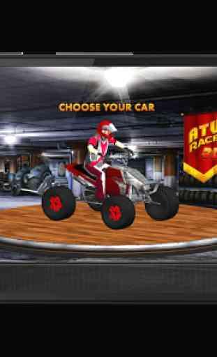 ATV Race 3D 2