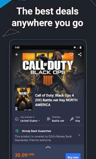 G2A Marketplace di videogiochi 1