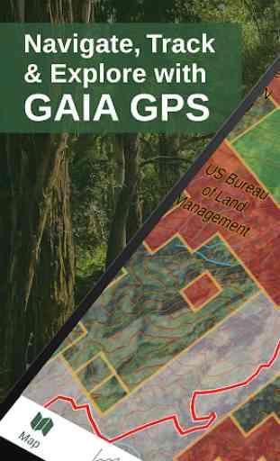 Gaia GPS (Topografiche) 1