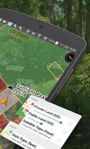 Gaia GPS (Topografiche) 2
