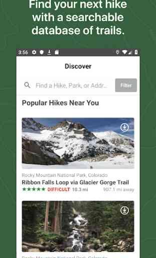 Gaia GPS (Topografiche) 3