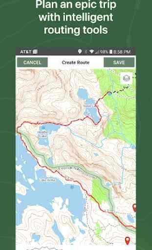 Gaia GPS (Topografiche) 4