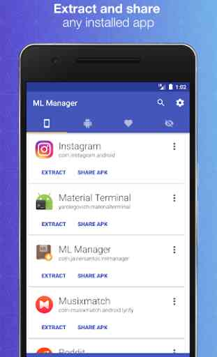 ML Manager: APK Extractor 1