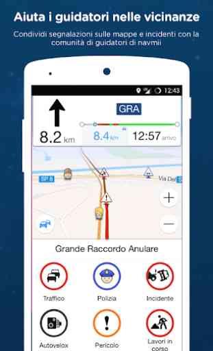Navmii GPS Mondo (Navfree) 2