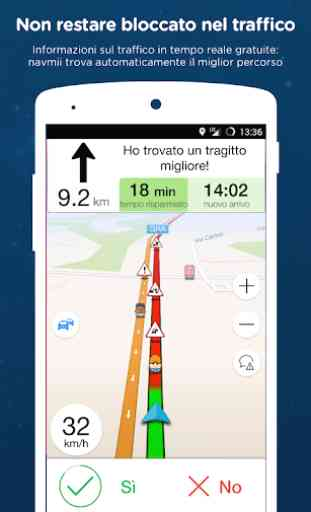 Navmii GPS Mondo (Navfree) 3