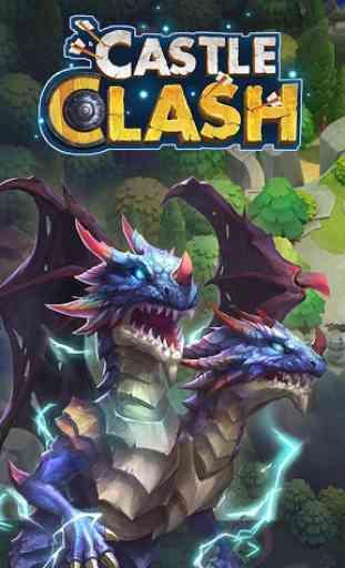 Castle Clash: Pelotão Valente 1