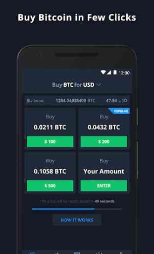 CEX.IO Bitcoin Exchange 1