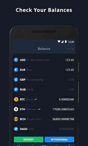 CEX.IO Bitcoin Exchange 3