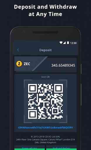 CEX.IO Bitcoin Exchange 4