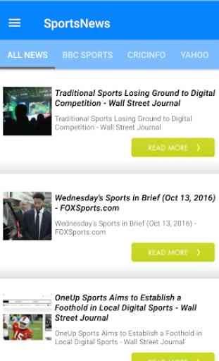 Latest Sports News Headlines 2