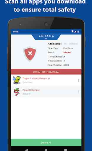 Zemana Antivirus 2020: Anti-Malware & Web Security 4