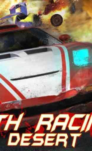 Death Racing 2: Desert 1