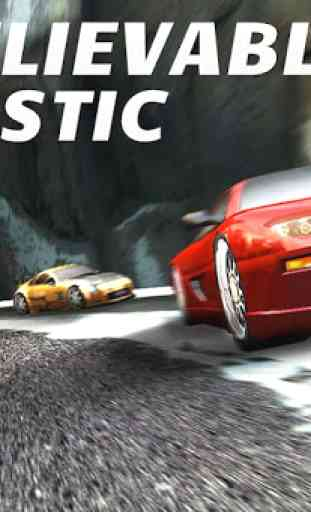 Real Need for Racing Speed Car 4