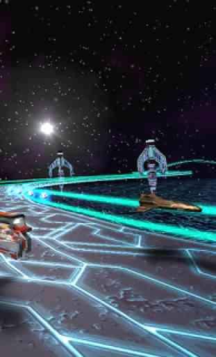 Space Race 3D 3