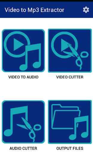 Video to Mp3 Converter, Video Cutter, Audio Cutter 1