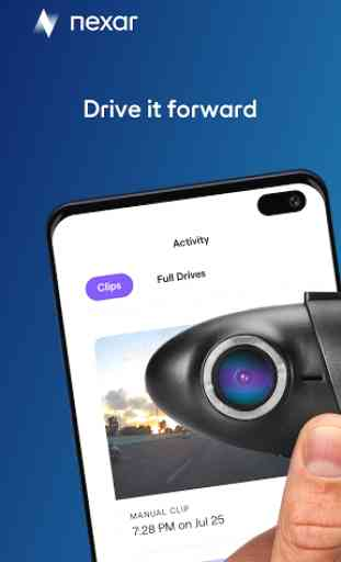 Nexar - AI Dash Cam for Peace of Mind on the Road 1