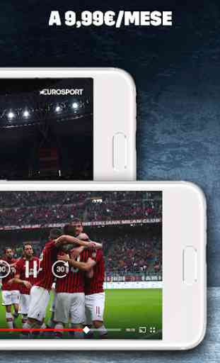 DAZN: Diretta Calcio e Sport 4