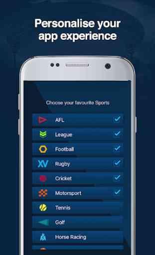 Fox Sports - AFL, NRL & Sports 4