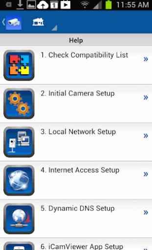 iCamViewer IP Camera Viewer 3