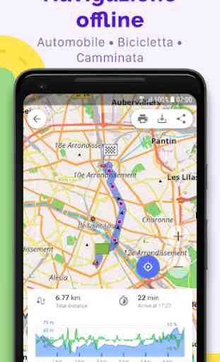 OsmAnd — Mappe di viaggio offline e navigazione 2
