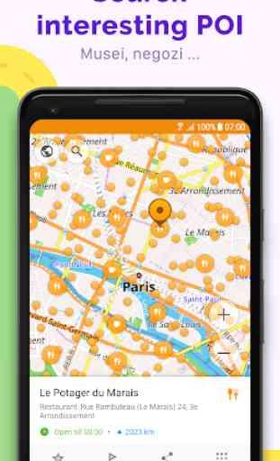 OsmAnd — Mappe di viaggio offline e navigazione 4