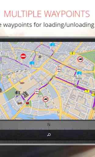 Sygic Professional Navigation 2