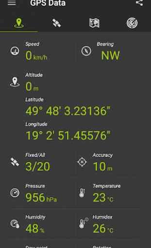 Dati GPS 2