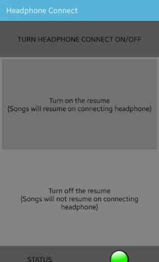 Headphone Connect 1