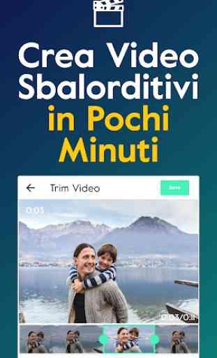 Magisto - Montaggio Video e Presentazione di Foto 1