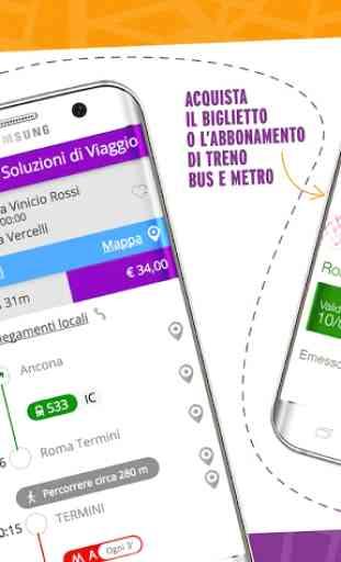 myCicero-Sosta Treno Bus Metro 4