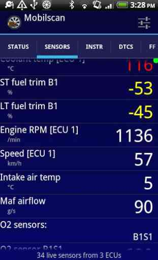 Mobilscan - your OBD tool 3
