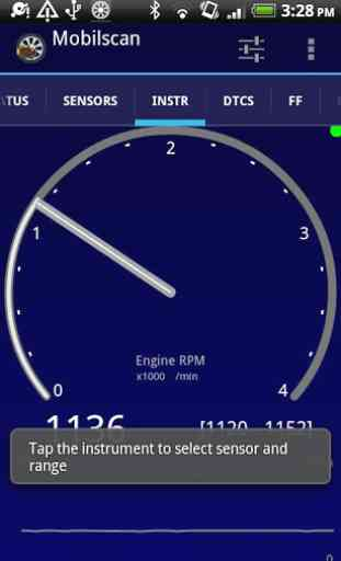 Mobilscan - your OBD tool 4